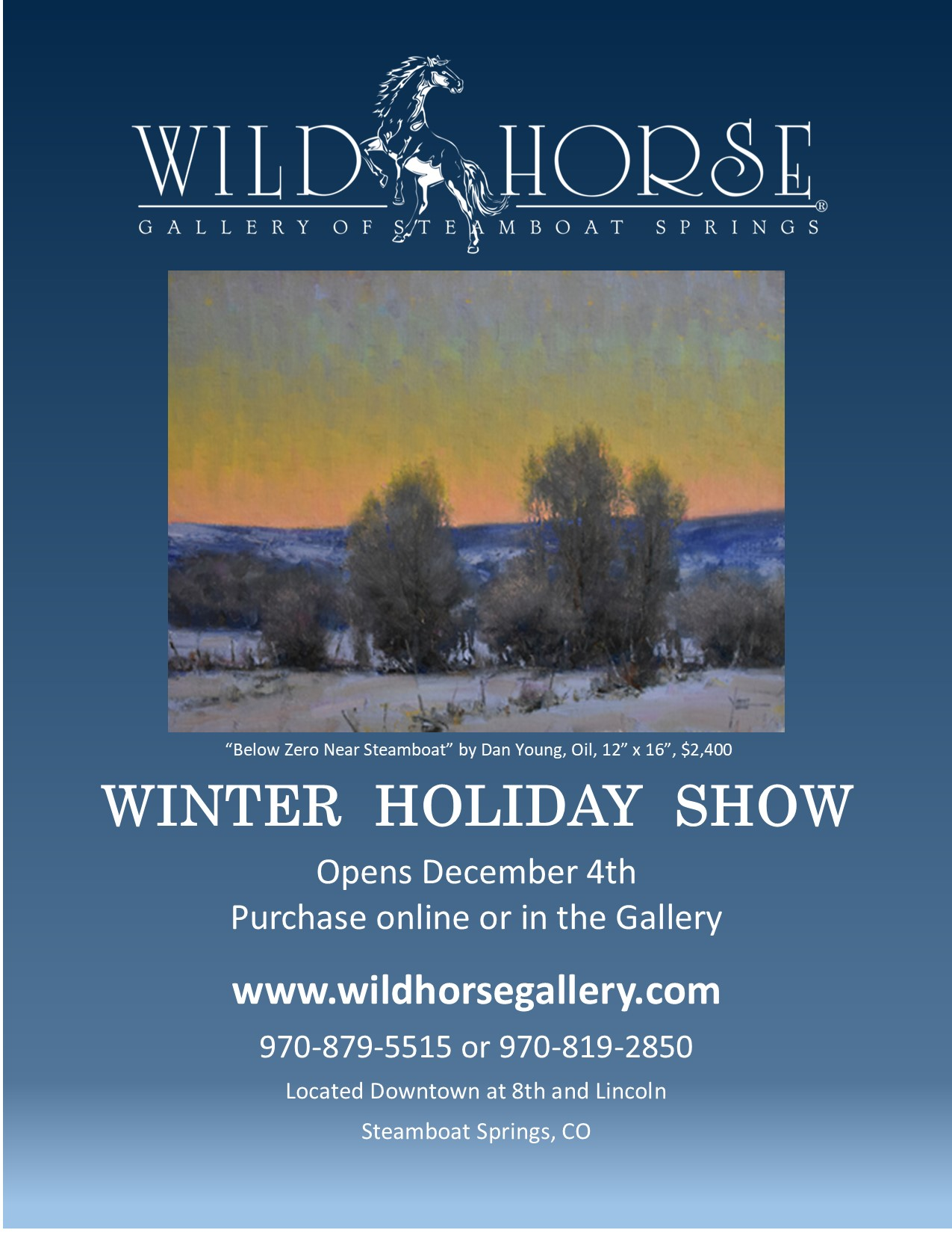 Winter Holiday Show