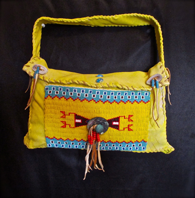 Medicine Pouch (Yellow)
